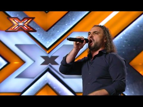 Gabriel sings I Want It All - Queen. The Ukrainian X Factor 2016