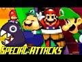 Evolution of Special Attacks in Mario & Luigi Games (2003-2017)