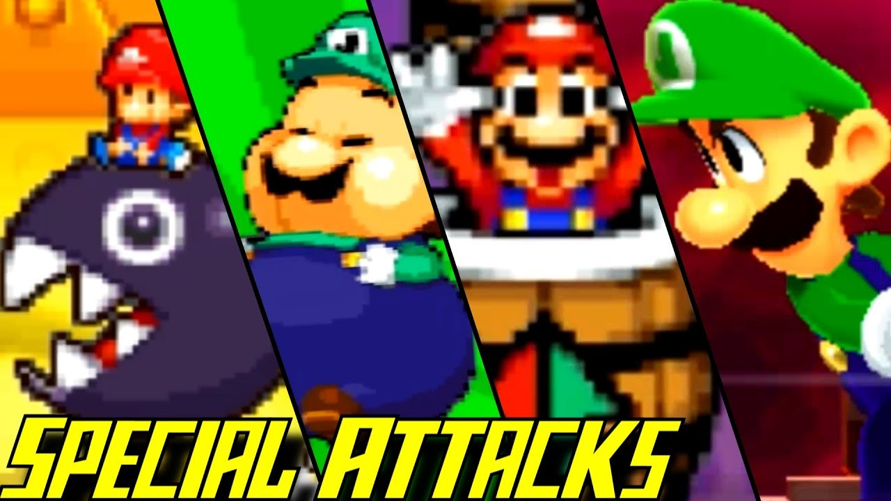 Evolution Of Luigi