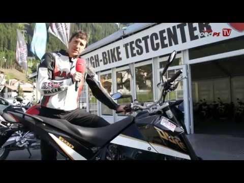 Highbike Ischgl Motorrad Testcenter