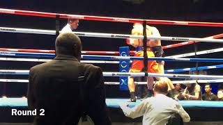 Featherweight Bout: Aiman Abu Bakar (Malaysia) vs Jundullah Fauzan (Indonesia) - Raw video