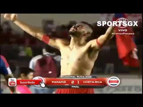 El Momento Mas Emotivo en la Historia del Deporte Panameño - Clasificacion a su Primer Mundial