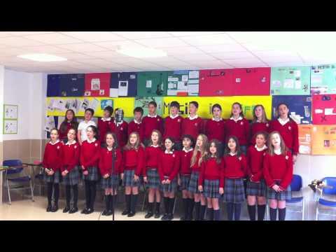 Colegio valdefuentes concurso himno wcf madrid 2012 - Colegio escolapias madrid ...