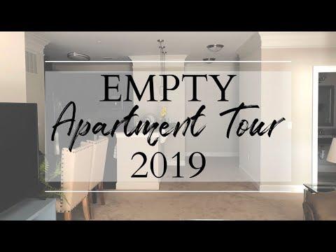 Empty Luxury Apartment Tour [2019] thumbnail