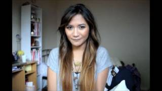 One of heyyyjune's most viewed videos: DIY Ombre Hair   Talk through + demo