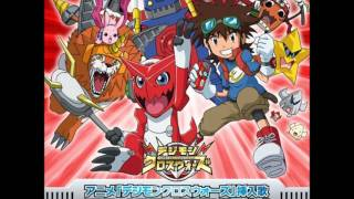 Digimon Xros Wars Insert Song [We are cross Heart!]