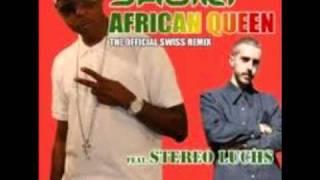 African Queen (feat. Stereo Luchs)