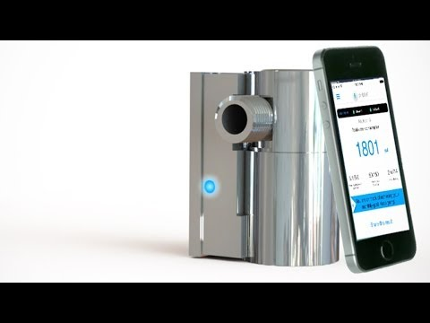Driblet Water Usage Monitor | CES 2014 Hardware Battlefield