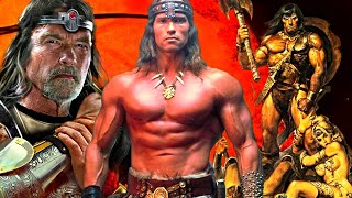 10 Epic Lesser-Known Facts About Conan The Barbarian - The True Alpha Of Hyborian Universe!