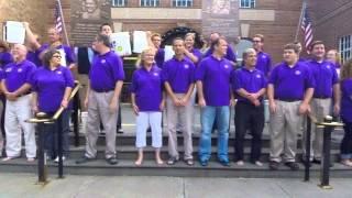 Baseball Hall of Fame ALS Ice Bucket Challenge - Directors Cut