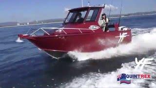 Quintrex Yellowfin 6200 HT