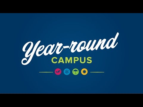University of Mary's Revolutionary Year-Round Campus