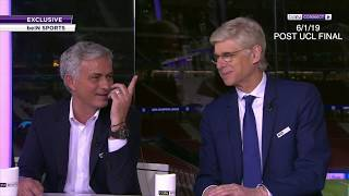 "Mourinho: ""It's not fair, but it's the reality of football and the reality of life"""
