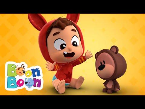 Lea si Pop – Ursuletul meu  Cantece pentru copii de gradinita | BoonBoon – Cantece pentru copii in limba romana