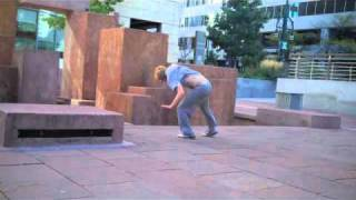 Michael Moritz and Jordan Abrahams Weekend Parkour Mini Vid