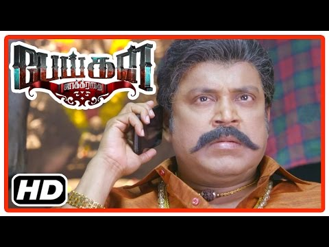 Peigal Jaakirathai Tamil Movie | Scenes | Title Credits | Thambi Ramaiah rescues a person from goons