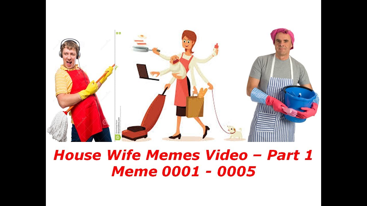 Housewife Memes Video 0001 - July 16, 2017 - YouTube