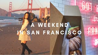 A Weekend in San Francisco Vlog!   Things to do in San Francisco