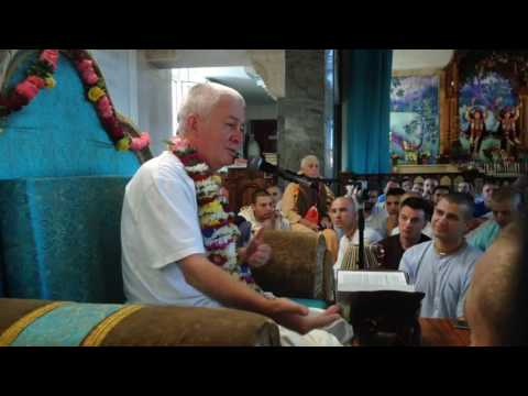 Шримад Бхагаватам 5.14.16 - Чайтанья Чандра Чаран Прабху