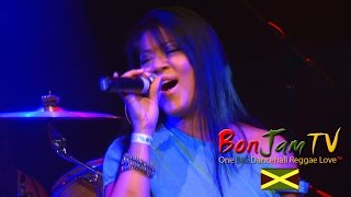 Tessanne Chin Performs