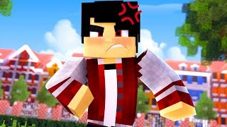 SCHOOL BULLY  Valleyside High S1 Ep5 Minecraft Roleplay