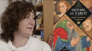 Interview Isabelle Nadolny - Histoire du Tarot (livre)
