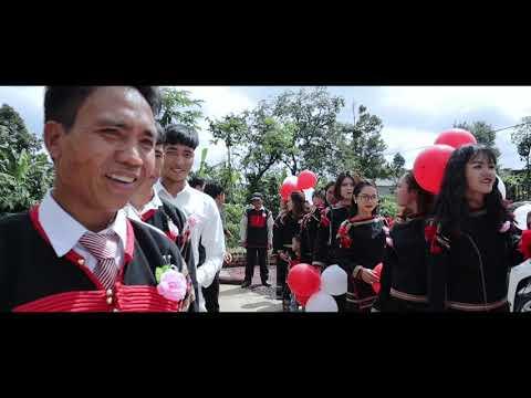 Đám cưới Y tri Ayun & H Nhât Bkrông - Buôn Ju