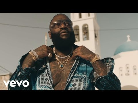 Rick Ross - Santorini Greece