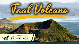 Heaven - Taal Volcano - Best Vloggers Drone Shots