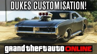 GTA Online | Imponte Dukes Customisation! | Dom