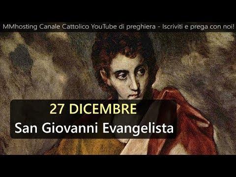 Risultati immagini per 27 Dicembre: San Giovanni Evangelista - Mese dedicato al Santo Natale