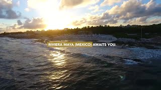 Riviera Maya awaits you (English)