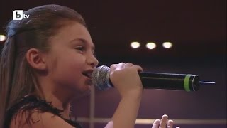 "Krisia Todorova: Singing- ""I Want You Again"" by Cvetelina Grahic"