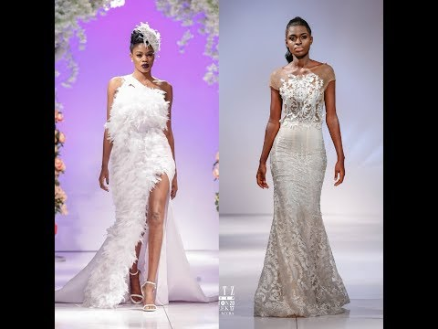 Bridal Gown Styles from GAFW17