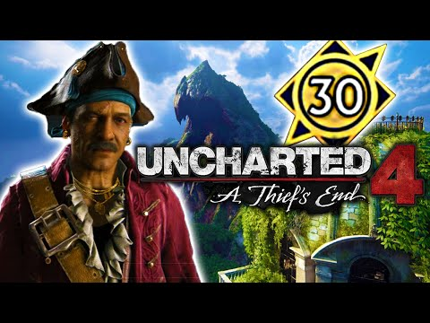 Uncharted 4 Multiplayer Gets Level System, New Map & More FREE DLC!