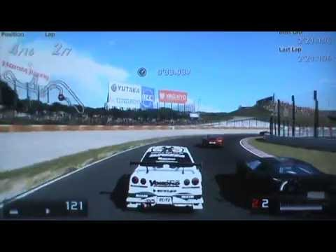 Gran Turismo 5 Prologue - Blitz Dunlop ER34 '07 - Suzuka