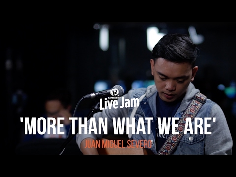 Juan Miguel Severo – 'More Than What We Are'