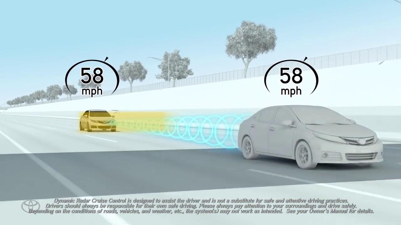Toyota Safety Sense overview | Toyota of Gladstone| Toyota