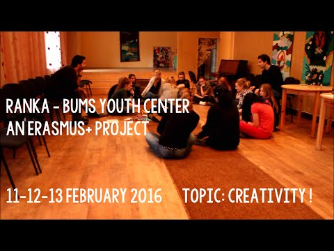 Erasmus+ project in JIC BUMS Ranka LATVIA !