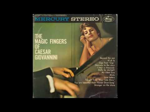 The Magic Fingers of Caesar Giovannini GMB
