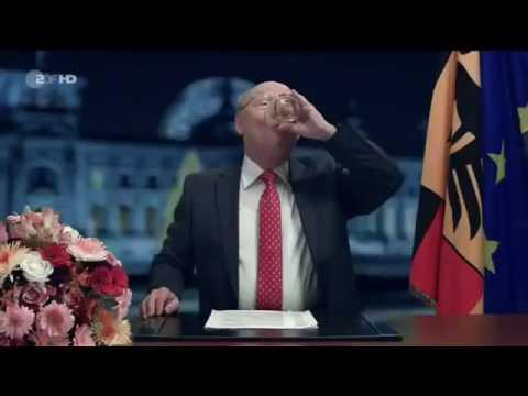 Немецкий сатирик жестко угорает над спецслужбами США!