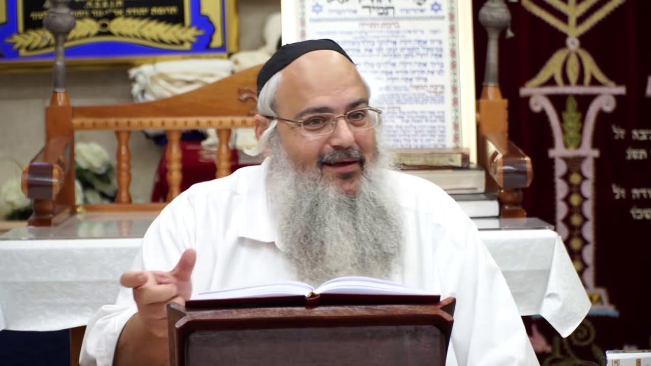 הרב לוינשטיין כי תבוא אלול-הרצאה ברמה גבוהה על פרשת כי תבוא אלול 1 מיוחד