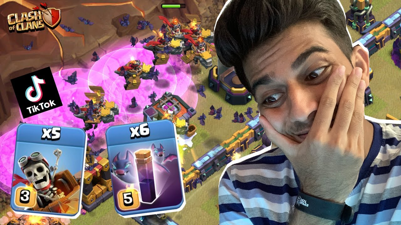 New TikTok Viral Strategy That Actually Works in Clash of Clans - COC
