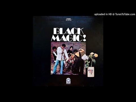 Black Magic - Where Love Is (1970) [FULL ALBUM]