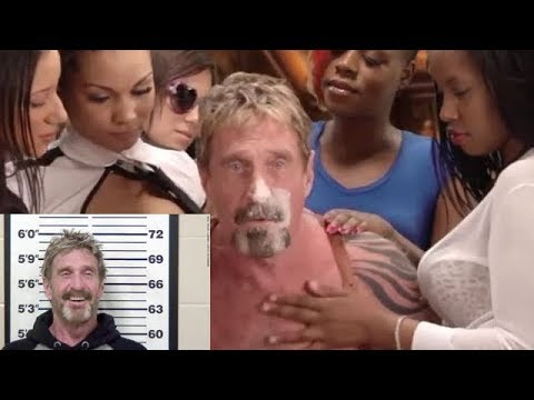 🔥 John McAfee is a SCAM, and a FRAUD: I have PROOF.