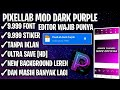 Gambar cover DOWNLOAD PIXELLAB MOD DARK PURPLE TERBARU 2020 | LINK MEDIAFIRE