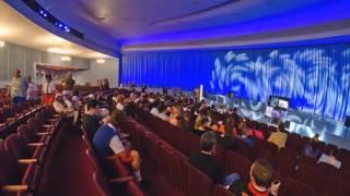 Disney's Hall of Presidents - area BGM (4/5)