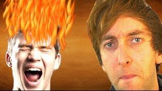 Dummer Typ fackelt seine Haare ab !!! #Torgshow 31