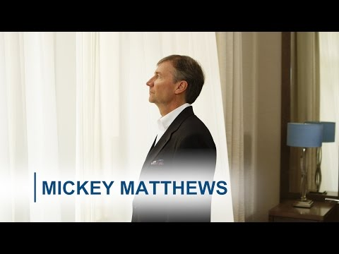 Mickey Matthews - On leadership, the industry, and what makes Stanton Chase unique.