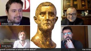 """Vae victis: """"Quali sono stati i più grandi condottieri e tattici dell'età antica?"""""""